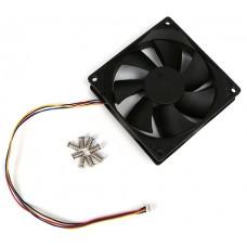 Odroid-H2 DC Cooling Fan w/ PWM, Speed Sensor (Tacho) [77818]