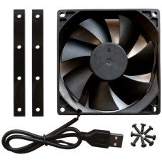 Odroid 92x92x25mm USB Cooling Fan [77780]
