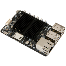 Odroid C2 - 64-bit quad-core Single Board Computer [77200]